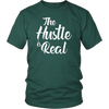 The Hustle is Real Mens Tee - 7 Colors - B Inspired Boutique