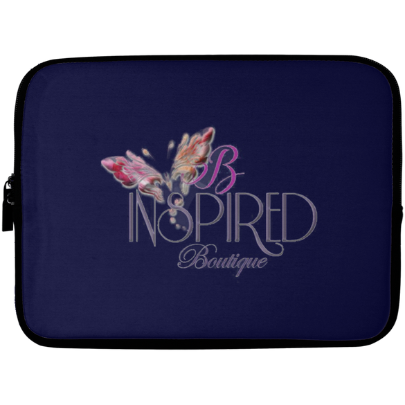 B Inspired Boutique Laptop Sleeve - 10 inch - B Inspired Boutique