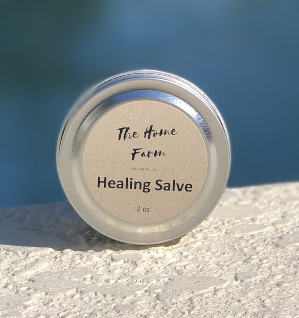 Calendula Healing Salve - B Inspired Boutique