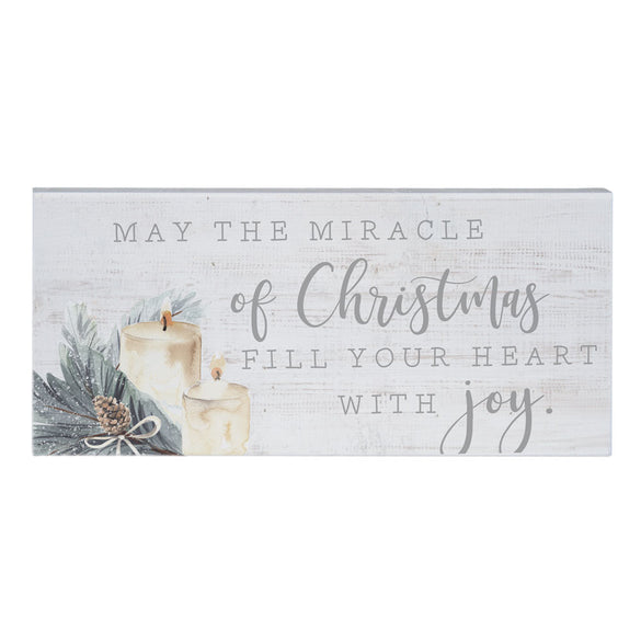 Inspired Boards - Miracle Of Christmas