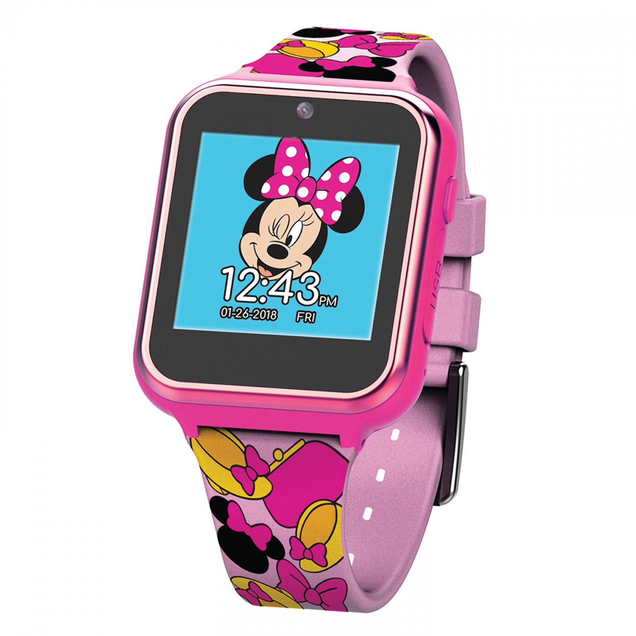 Minnie Mouse Interactive Smart Watch