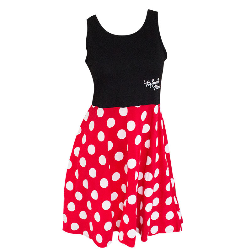 Minnie Mouse Ladies Dress. - B Inspired Boutique