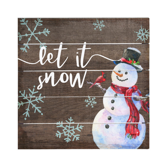Perfect Pallet Petites - Let It Snow