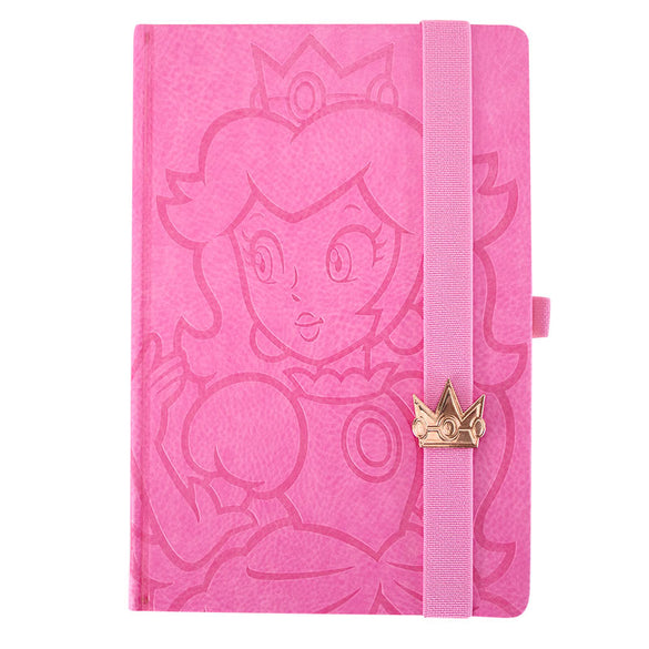 Super Mario Bros Pink Princess Journal - B Inspired Boutique