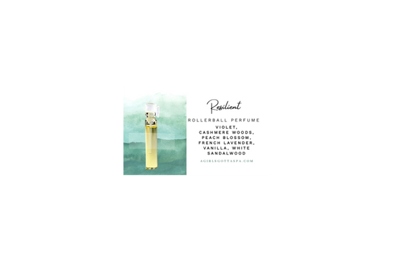 Resilient Rollerball Perfume