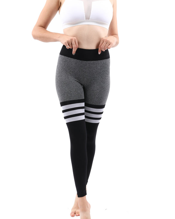 Cassidy Compression Leggings - Black
