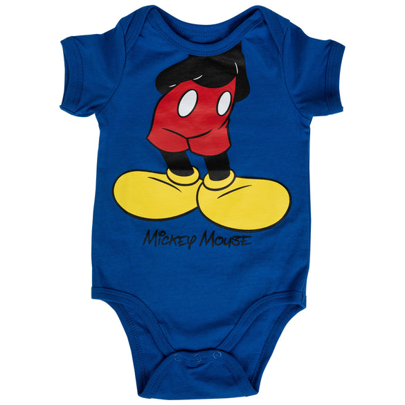 I Am Mickey Mouse Infant Onesie