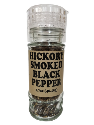 Hickory Smoked Black Pepper
