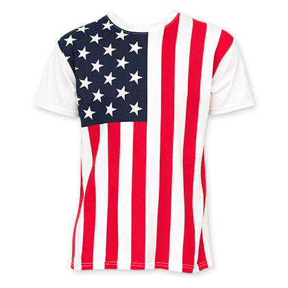 American Flag Men's Tee Shirt - B Inspired Boutique