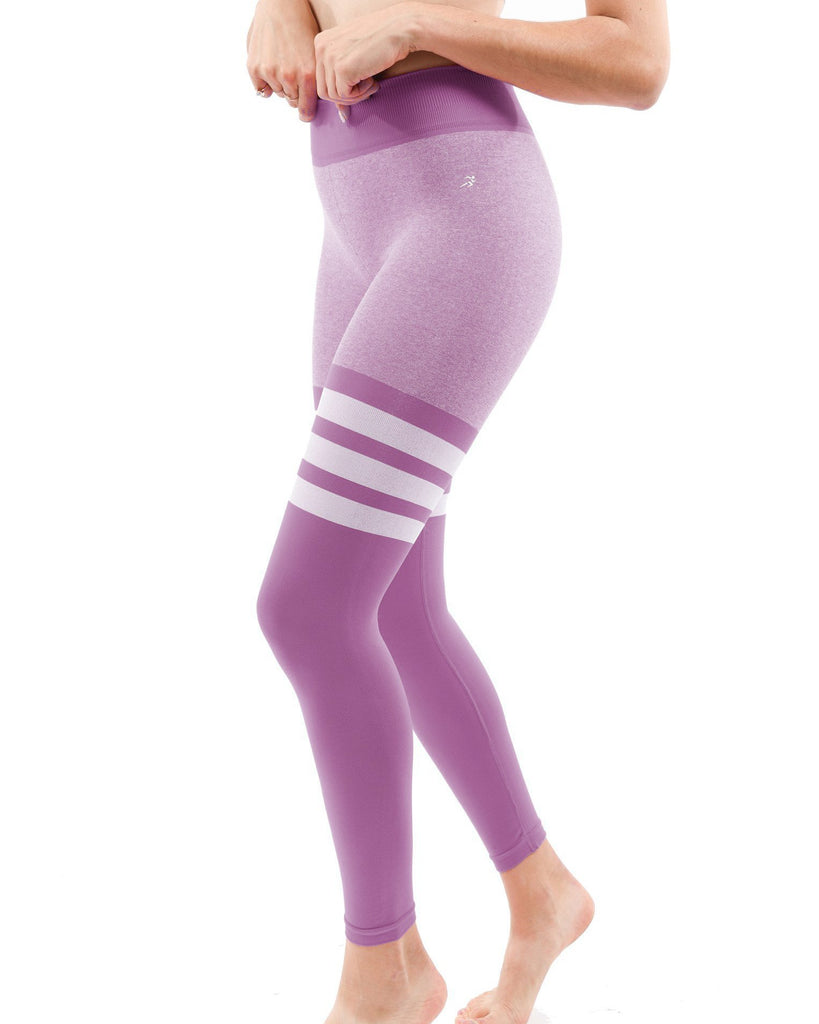 Cassidy Legging - Purple - B Inspired Boutique