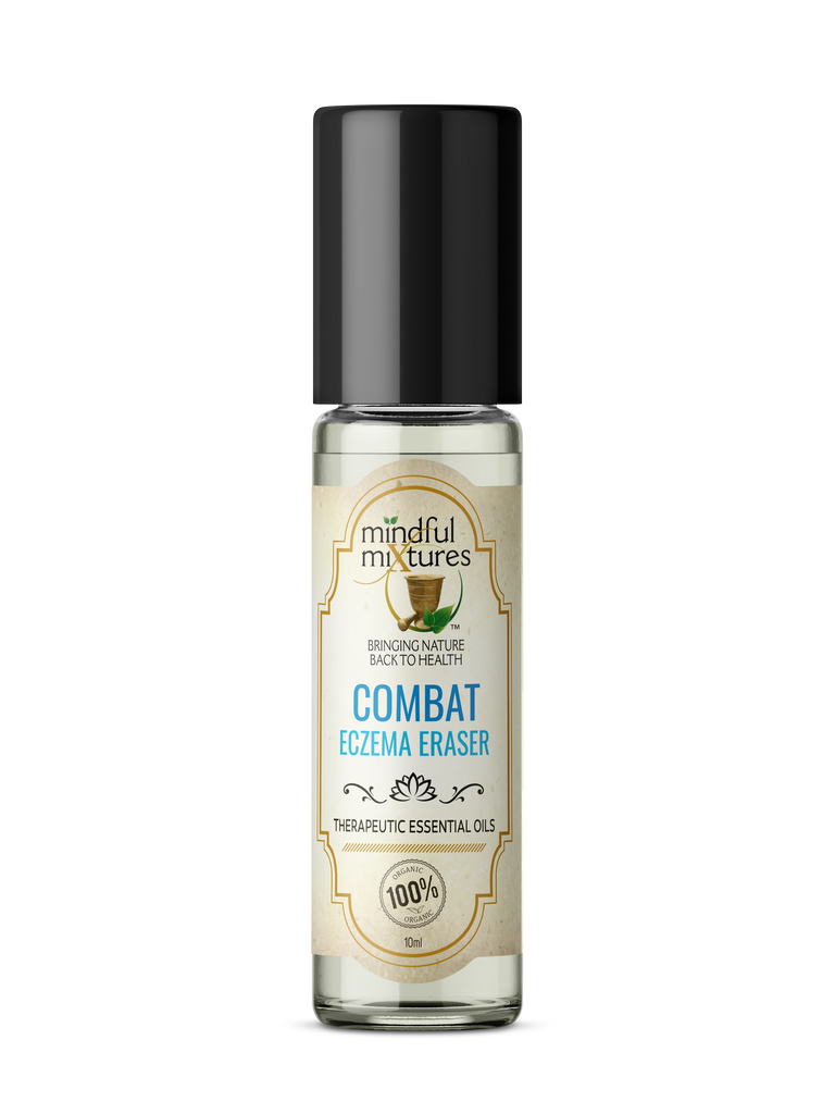 COMBAT Essential Oil Blend