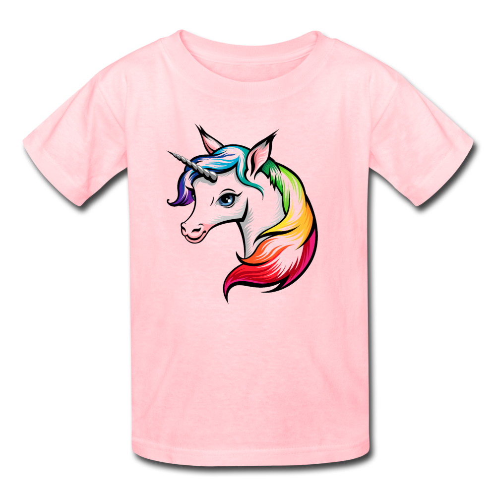 Bright Unicorn Girls Tee - B Inspired Boutique
