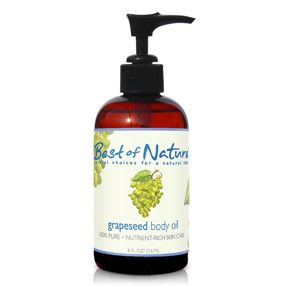Grapeseed Body Oil