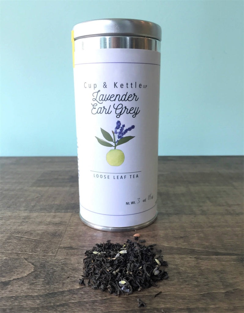 Lavender Earl Grey Tea 3 oz Tin