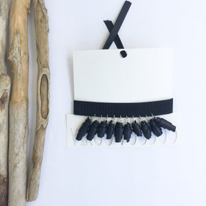 Imara Leather Choker