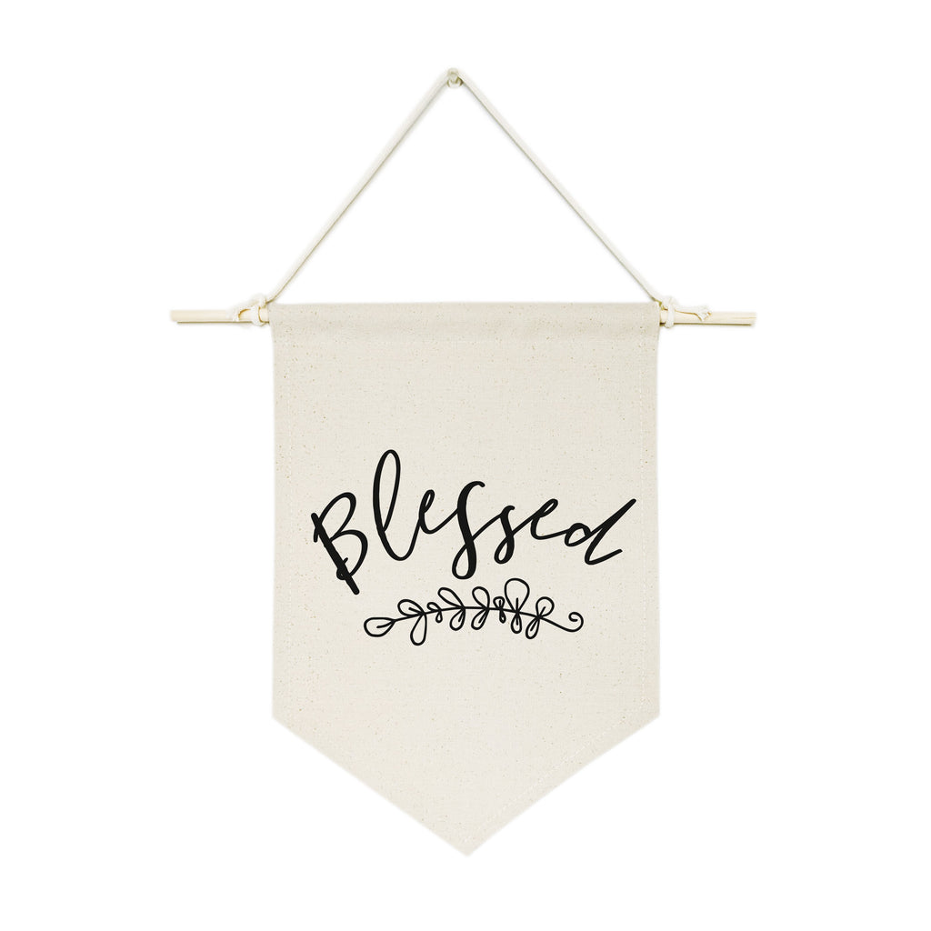 Blessed Hanging Wall Banner - B Inspired Boutique