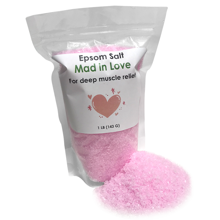 Mad In Love Epsom Salt - B Inspired Boutique