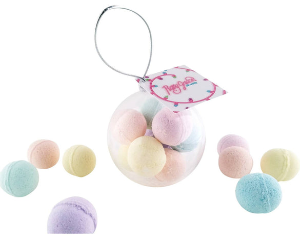 Ornament Globes - Assorted Mini Bath Bombs
