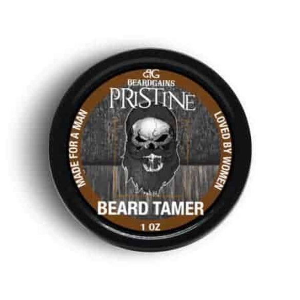 Pristine Brown Beard Wax