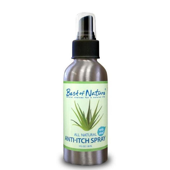 Natural Anti Itch Spray