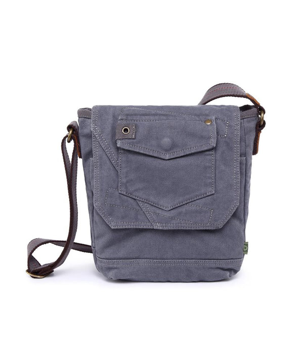 Spring Palm Crossbody Bag