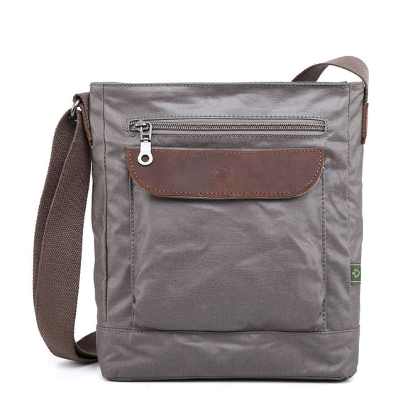 Urban Light Coated Canvas Crossbody