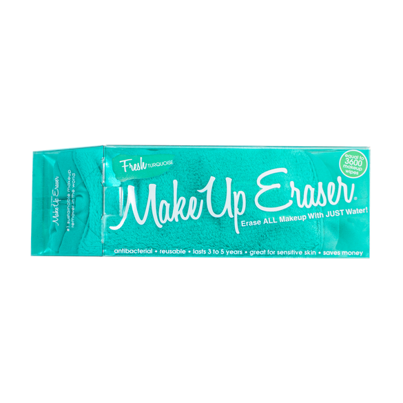Fresh Turquoise Make Up Eraser