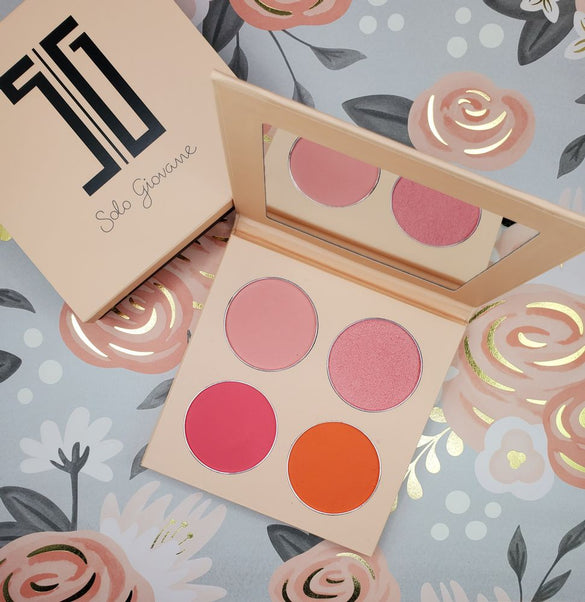 SG Four Shades Blush Palette 15