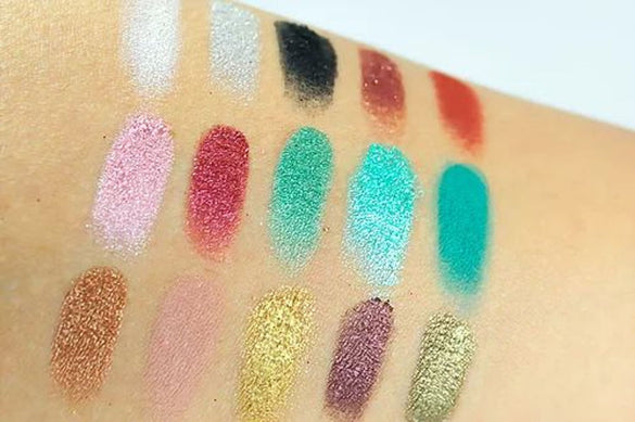 Bonita High Pigment Eyeshadow Palette