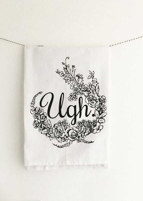 Ugh Cotton Kitchen Towel