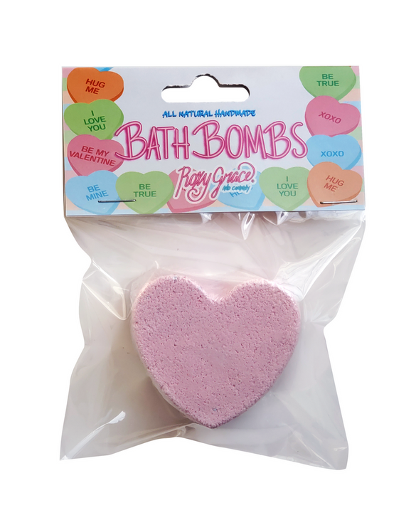 LG Heart Bath Bomb - pink - Love Collection