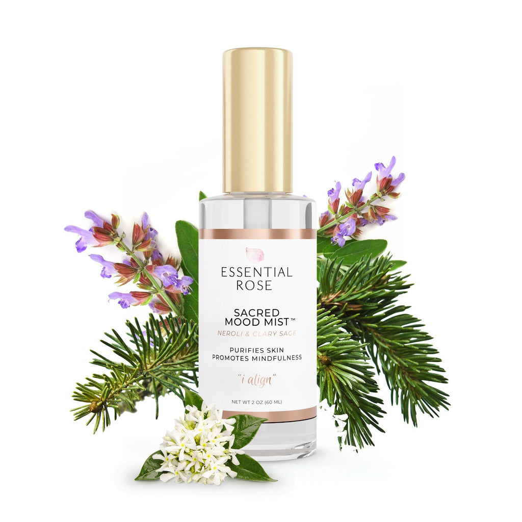 Hydrating Face Mist - Sacred Mood - B Inspired Boutique