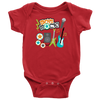 Boy's ROCK Onesie - 7 Colors - B Inspired Boutique