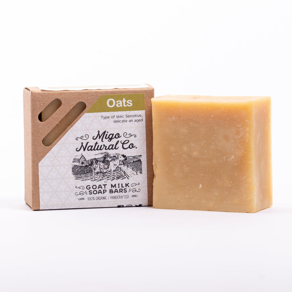 Oats Goats Milk Soap - B Inspired Boutique
