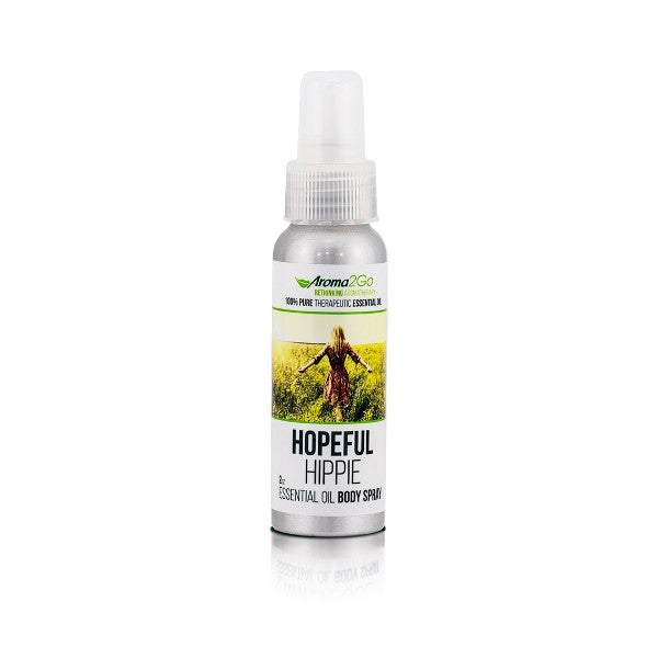 Hopeful Hippie Essential Oil Body Spray - B Inspired Boutique