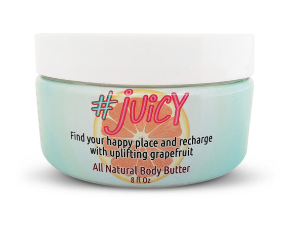 #Juicy Body Butter
