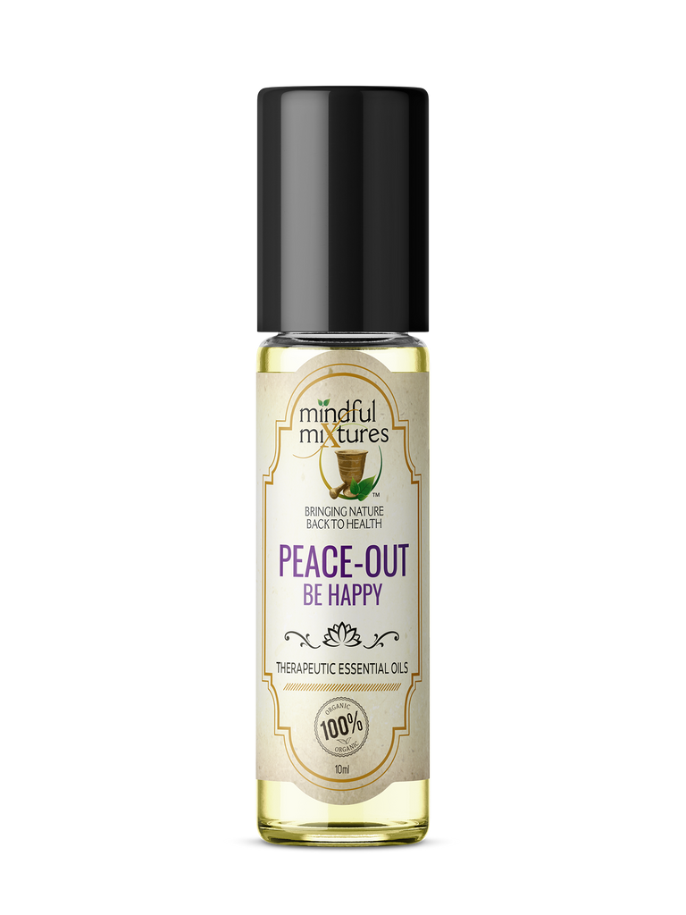 PEACE-OUT Essential Oil Blend