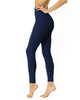High Waisted Tummy Control Leggings - Navy Blue