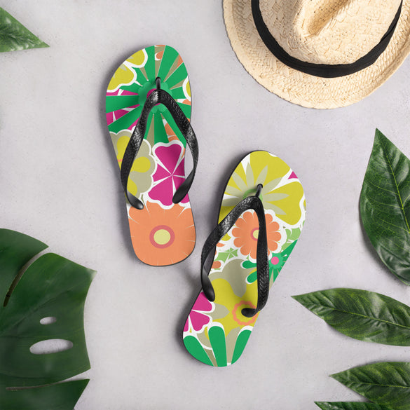 Aloha Flip-Flops - B Inspired Boutique