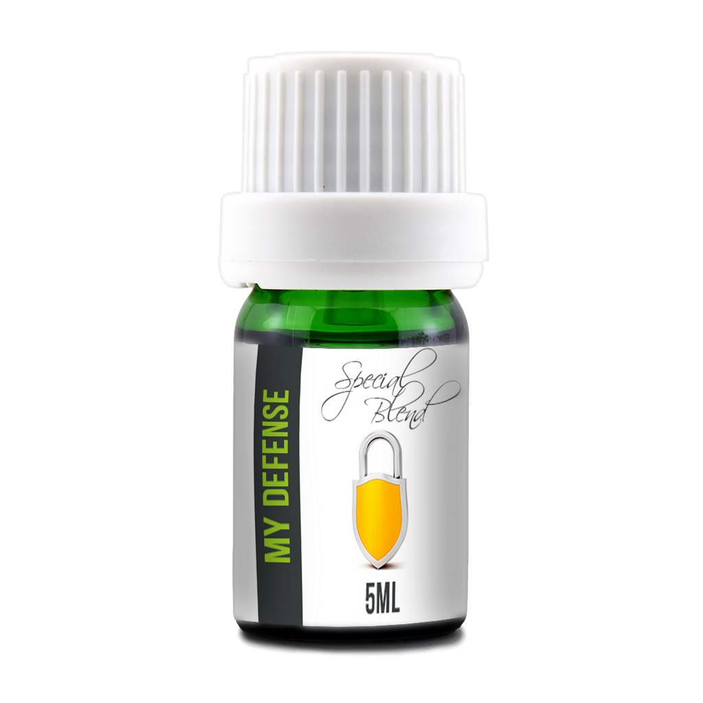My Defense All-Natural Essential Oil | Immunity Booster - B Inspired Boutique