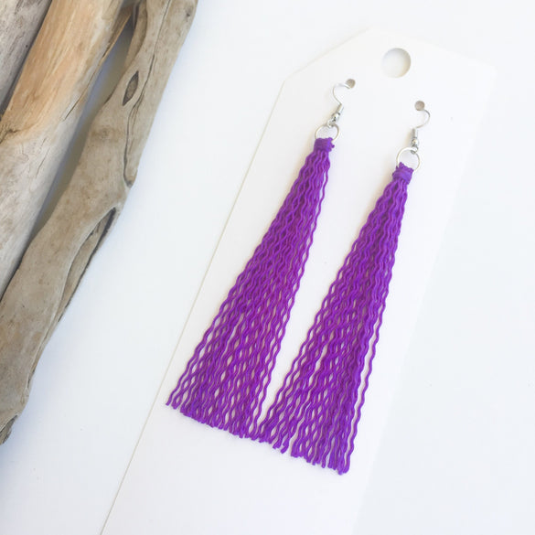 Sudi Tassel Earrings