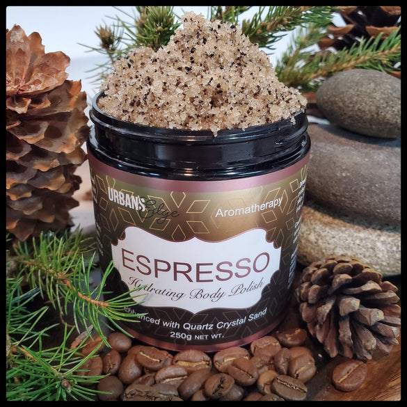 ESPRESSO HYDRATING BODY POLISH