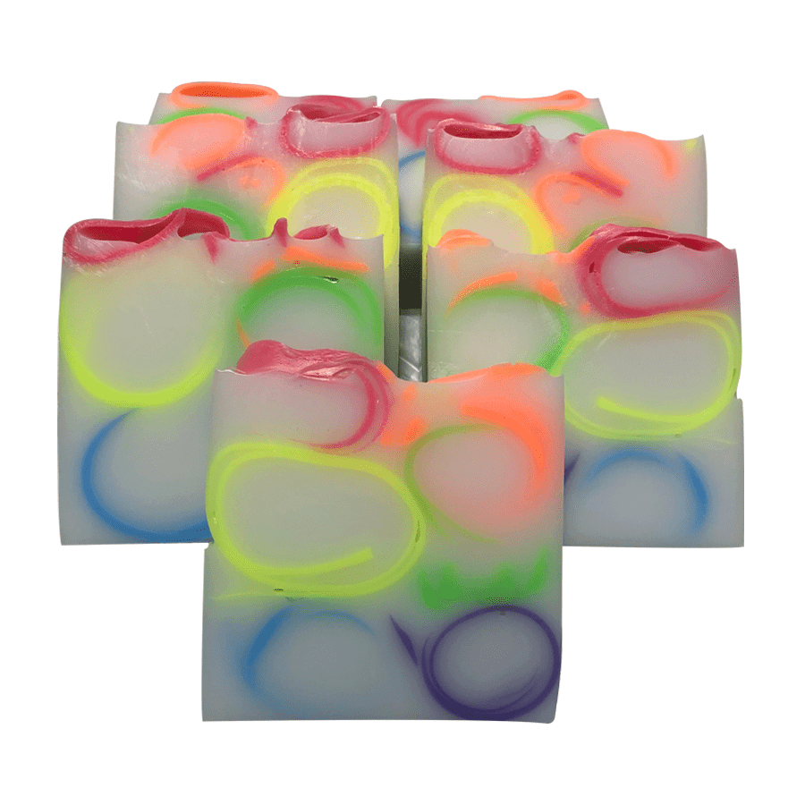 Swirly Soap Bar - B Inspired Boutique