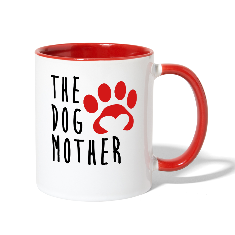 The Dog Mother Coffee Mug - B Inspired Boutique