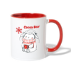 Cocoa Bear Holiday Coffee Mug - B Inspired Boutique