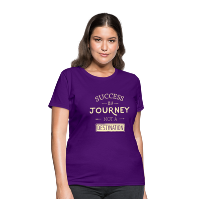 Success is a Journey Women's T-Shirt - B Inspired Boutique