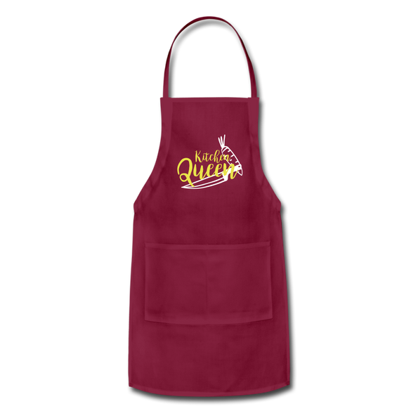 Kitchen Queen Adjustable Apron - B Inspired Boutique