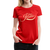 Team Jesus Women's Premium T-Shirt - red