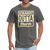 Straight Outta Church Men's T-Shirt - charcoal