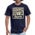 Straight Outta Church Men's T-Shirt - navy